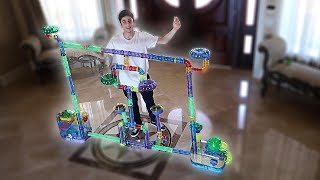 BUILDING MY HAMSTER HIS DREAM CAGE: PART 3 (INSANE) | FaZe Rug