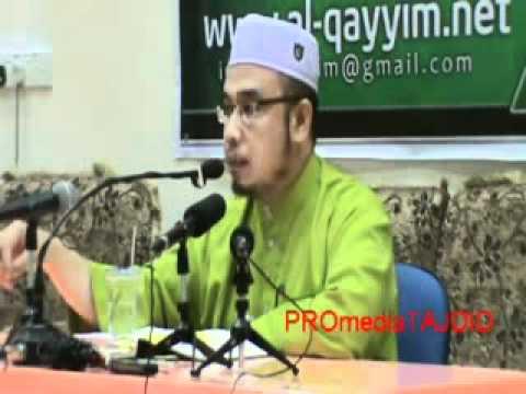Dr Asri Zainul Abidin Ulas Isu Video Lucah