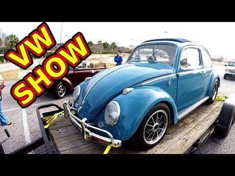Team Gunther VW Show 2018-02-17