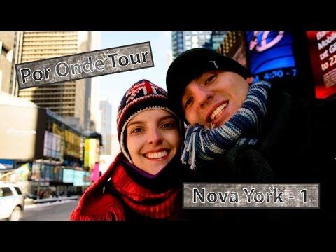 Nova York Parte 1 - Estados Unidos - Por Onde Tour
