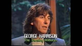 Traveling Wilburys interview...