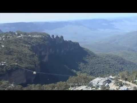 Blue Mountains NSW Australia Mini Documentary