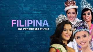 FILIPINA IN THE WORLD OF BEAUTY (1908-2014)