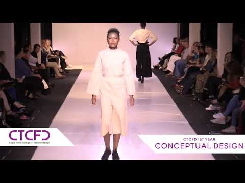 Conceptual Design | 1st Year - CTCFD Fashion Show 2017