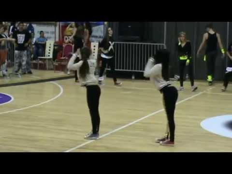 Serbian Hip Hop Championship 2014 - WINNER - Street Dance Kosovska Mitrovica