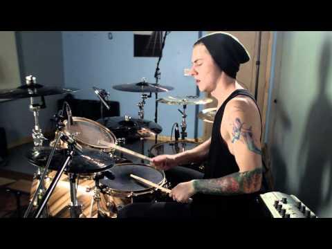 Luke Holland - Tyler Carter (Paramore) - Ain't It Fun Drum Playthrough