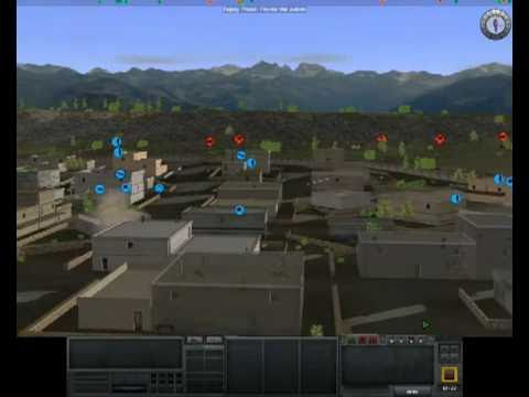 Combat Mission: Afghanistan (PC) - Urban Combat trailer