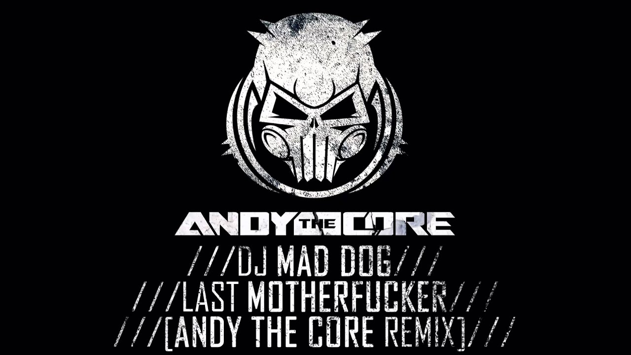dj Mad Dog Logo dj Mad Dog Last Motherfucker
