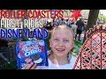 Michael's First Real Roller Coaster & Owen's First Ride Ever!...