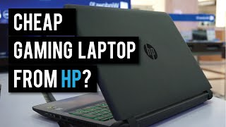HP Pavilion Gaming 15 Review | English