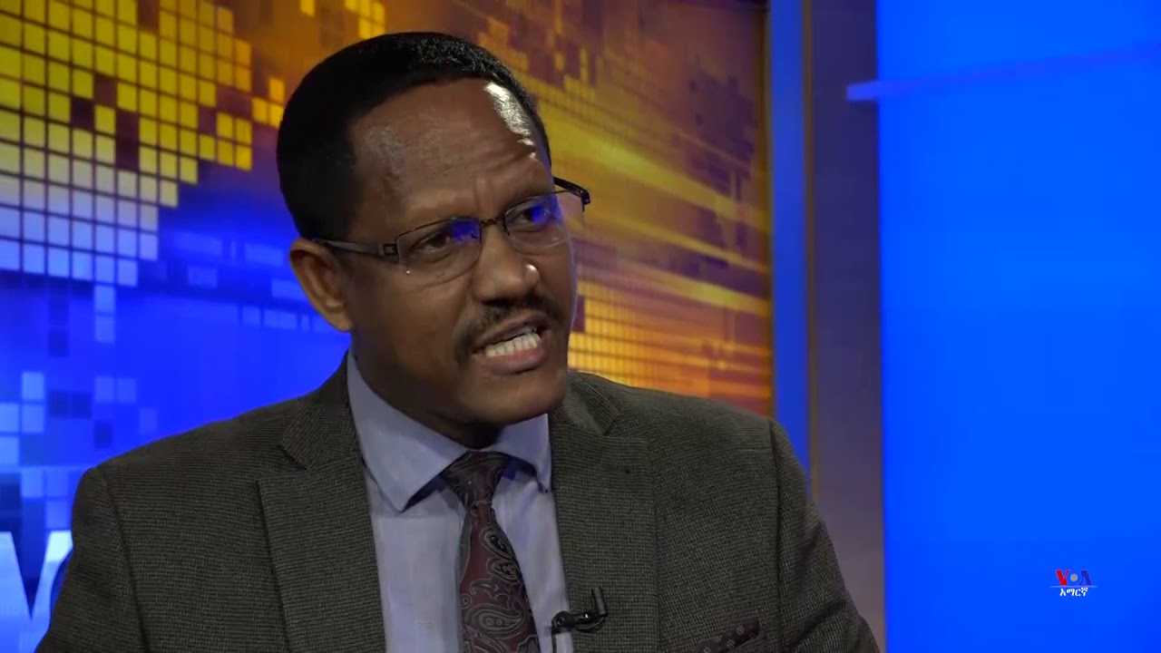 Dr. Negeri Lencho Explains Ethiopia's Current Political Situation on VOA