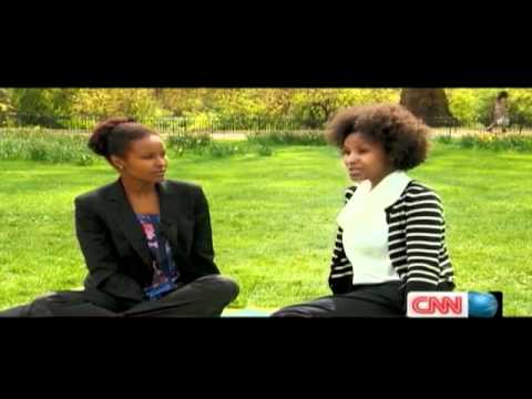 Somali Girls Give Back to their Home land -  somali video