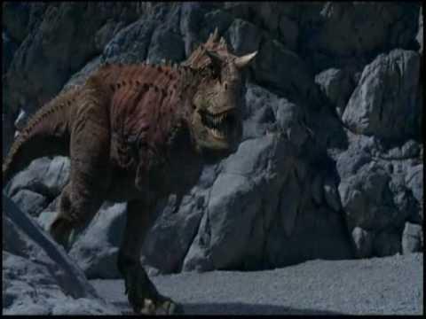 Carnotaurus Vs iguanod...