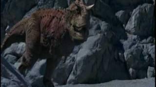 Carnotaurus Vs iguanodon