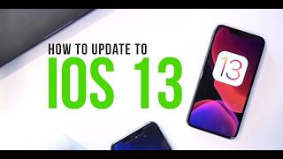 How to Get iOS 13 - Tips Before the Update