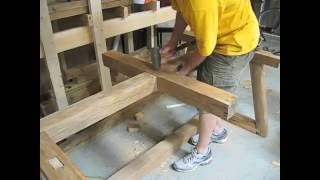 How To Build A Table (The Priceless Gift)
