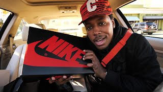 I CAN'T BELIEVE THIS HAPPENED! INSANE DOUBLE SNEAKER PICKUP VLOG! NO L'S!
