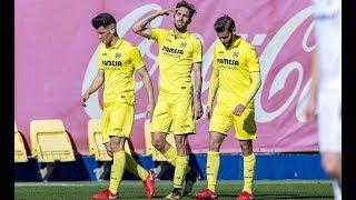 Resumen Villarreal B - Ontinyent CF