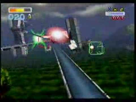 Star Fox 64 - Gameplay - Nintendo 64