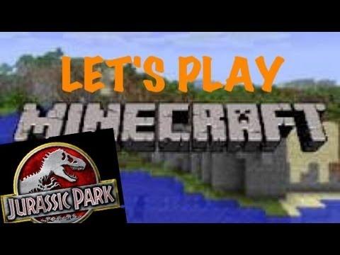 Minecraft PE - Jurassic Park Texture Pack