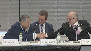 IPC会長「期待大きい」