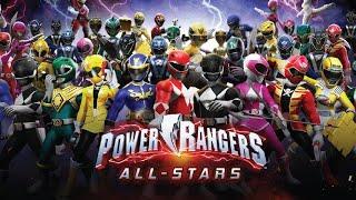 Power Rangers: All Stars - Underwater City(Hard) Part 1