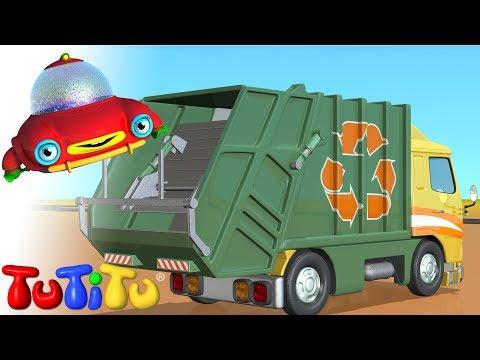 TuTiTu Garbage Truck