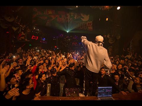 LẠC TRÔI REMIX (LIVE VERSION)   M-TP & Triple D @ 1900