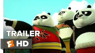 Kung Fu Panda: The Paws of Destiny Season 1 Trailer | Fandango Family