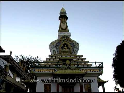 Nyingma Buddhist temple: Sikkim