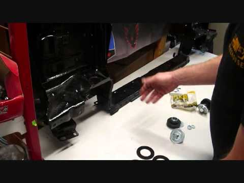 Quot How To Quot Radiator Support Bushing Replacement And Repair