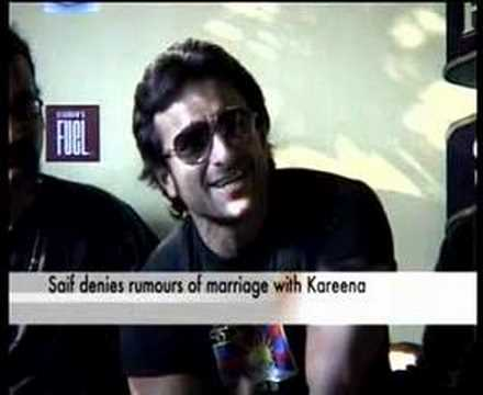 Saif Ali Khan secretly married Kareena Kapoor Video