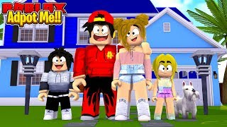 ROBLOX - ADOPT ME - MY PERFECT FAMILY?