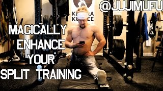 Jujimufu Magically Enhance Your Splits Training