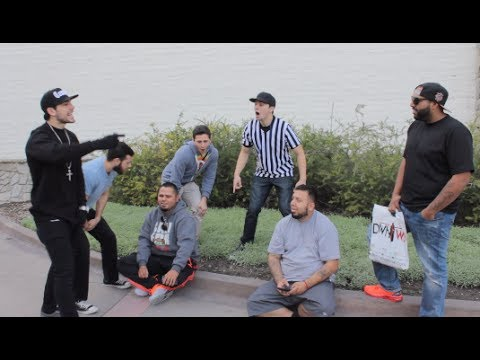 Rap Battling Strangers