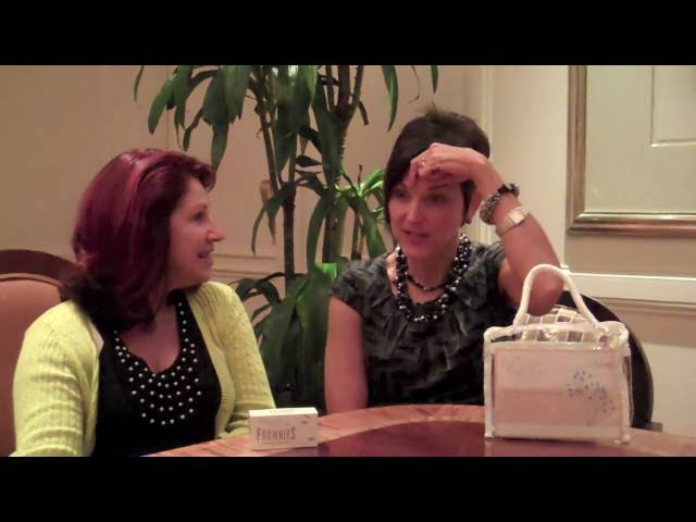 Cynthia Rowland & Kathy Wright discuss Natural Beauty part 1