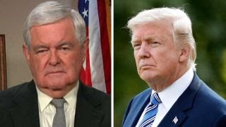 Gingrich: The deep state sees Trump as the mortal enemy
