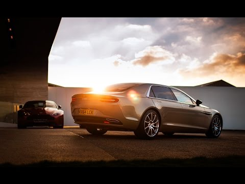2016 Aston Martin Lagonda Taraf - Creating a limo from a sports car