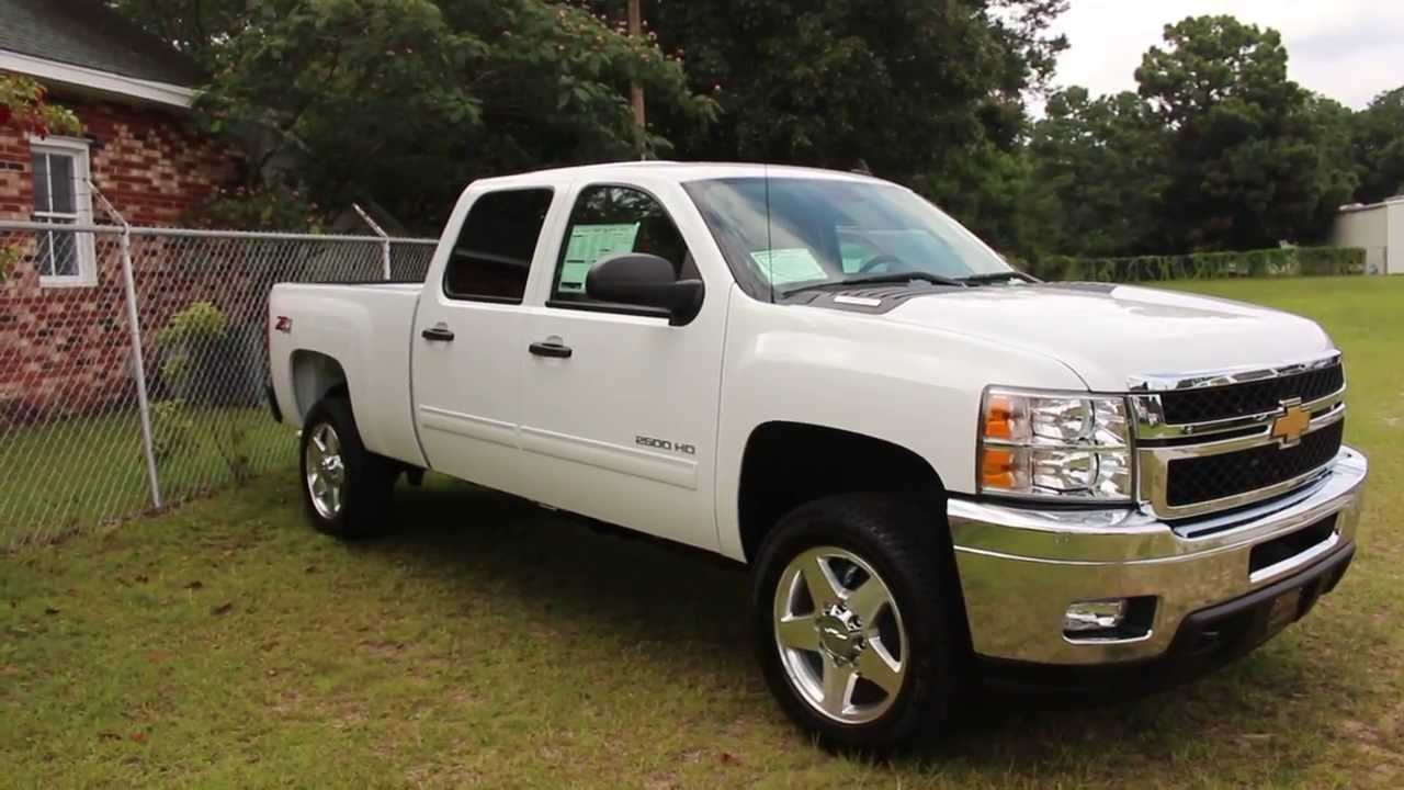 2014 chevy silverado 2500 for sale charleston sc review at marchant chevy youtube. Black Bedroom Furniture Sets. Home Design Ideas