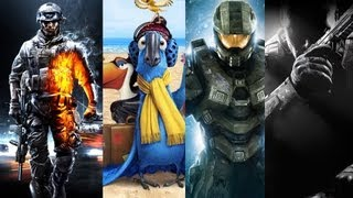 Rio and Halo and COD and Battlefield 3 - Tribute