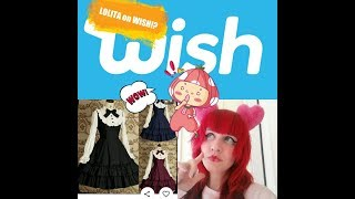 ♡ I Bought $200 Of Lolita On Wish! ♡