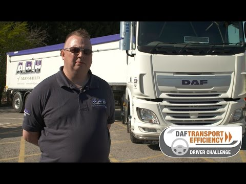 DAF Transport Efficiency Driver Challenge - Meet the Finalists: Phil Cumberland