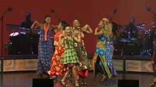 The African Mamas Sing Mama Africa
