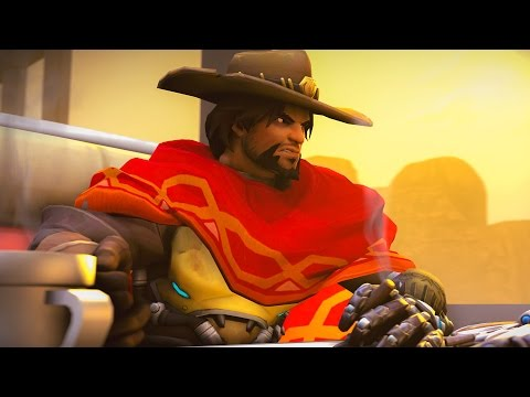 Top 50 McCree Plays - Overwatch