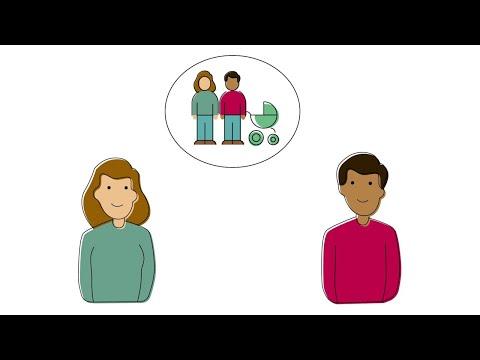 Erklärfilm: Unerfüllter Kinderwunsch