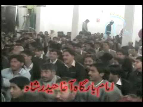 Shab Bedari 2010 (14 34) - Hub E Ali - Rab Jane Te Hussain Jane (1 2) video