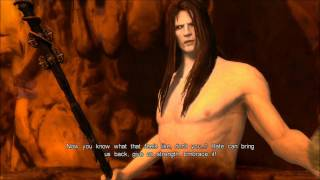 Castlevania Lords of Shadow Final Boss Cut-scenes and Ending