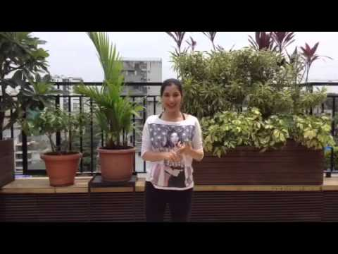 Sophie Choudry Takes The ALS Ice Bucket Challenge