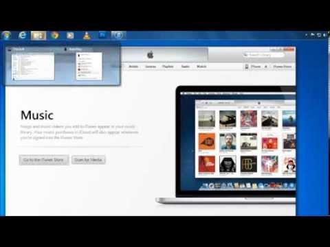 How to Transfer Music/Apps from Computer to iPod/iPhone 5S