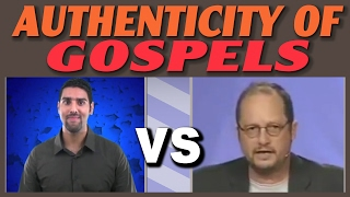 Video: Authenticity of the New Testament - Bart Ehrman vs Nabeel Qureshi